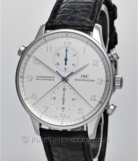 IWC | Portugieser Chronograph Rattrapante Platin | Ref. 3712