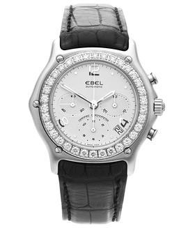 EBEL | 1911 Chronograph Chronometer Damenuhr | Ref. E9137247
