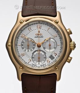 EBEL | Le Modulor Chronograph Automatic Rosegold | Ref. E5137240