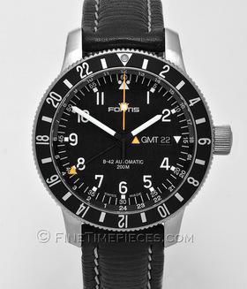 FORTIS | B-42 Official Cosmonauts GMT 3 Zeitzonen | Ref. 649.10.11 L
