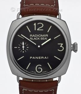 OFFICINE PANERAI | Radiomir Black Seal | Ref. PAM 183