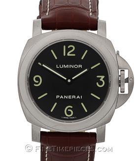 OFFICINE PANERAI | Luminor Base Titan | Ref. PAM 176