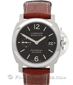 OFFICINE PANERAI | Luminor Marina Automatic 40 mm O-Serie | Ref. PAM 48