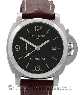 OFFICINE PANERAI | Luminor 44 1950 3 Days GMT O-Serie | Ref. PAM 320