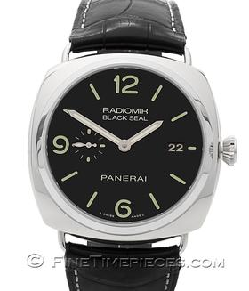 OFFICINE PANERAI | Radiomir Black Seal 3 Days Automatic P-Serie | Ref. PAM 388