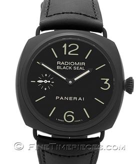 OFFICINE PANERAI | Radiomir Black Seal Keramik P-Serie | Ref. PAM 292
