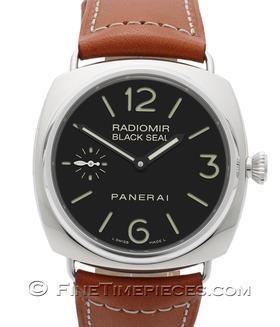 OFFICINE PANERAI | Radiomir Black Seal P-Serie | Ref. PAM 183