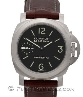 OFFICINE PANERAI | Luminor Marina Titan P-Serie | Ref. PAM 177