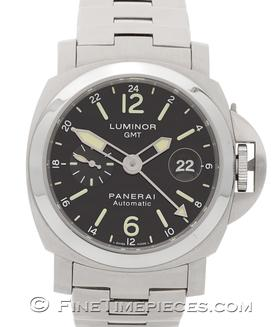 OFFICINE PANERAI | Luminor GMT 44 P-Serie | Ref. PAM 297