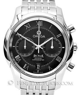 OMEGA | De Ville Co-Axial Chronograph 42 mm | Ref. 43110425101001