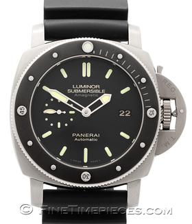 OFFICINE PANERAI | Luminor Submersible 1950 3 Days Titan | Ref. PAM 389