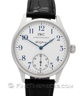 IWC   Portugieser F.A. Jones Handaufzug   Ref. IW544203