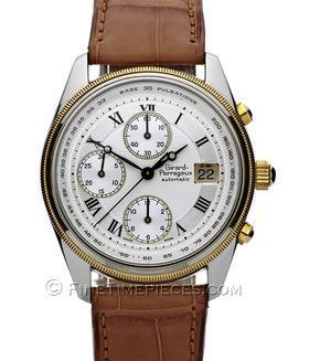 GIRARD PERREGAUX | Olimpico 4900 Chronograph | Ref. 49101.0.56.1831