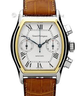 GIRARD PERREGAUX | Richeville Tonneau Chronograph Automatic | Ref. 2750