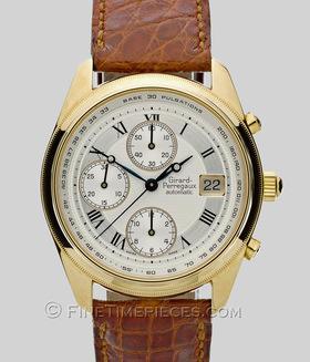 GIRARD PERREGAUX | Olimpico 4900 Chronograph | Ref. 49101.0.51.1831