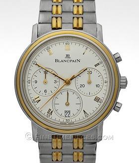 BLANCPAIN | Automatic Chronograph | Ref. 1185-0013-018