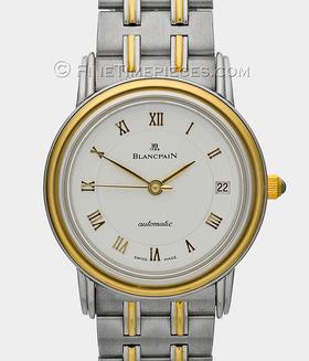 BLANCPAIN | Automatic Damenuhr | Ref. 0096-1318-25