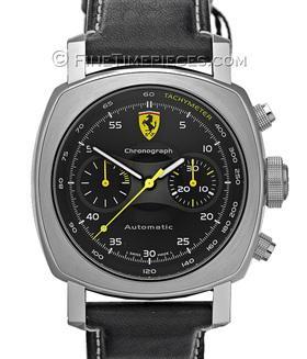 OFFICINE PANERAI | Ferrari Automatic 45 Scuderia Chronograph | Ref. FER 8