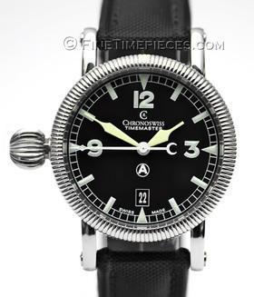 CHRONOSWISS | Timemaster Automatik | Ref. CH 2833 LE bk