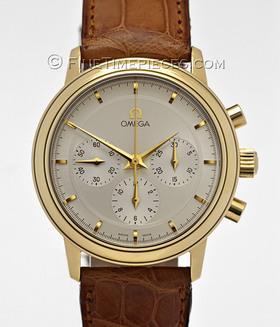 OMEGA | De Ville Chronograph Gelbgold | Ref. 4640 . 31 . 00