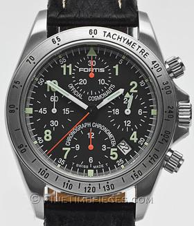 FORTIS | Official Cosmonauts Chronograph GMT | Ref. 603.10.11