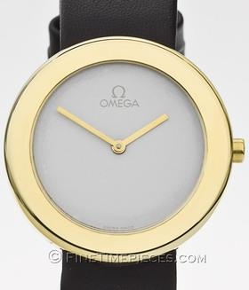 OMEGA | Art Collection Max Bill 1987 Gelbgold/Weißgold Lady | Ref. 49 . 047 . 377