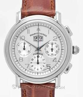MAURICE LACROIX | Masterpiece Fly-Back | Ref.  05826-1101