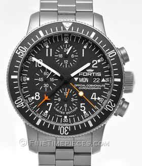 FORTIS | B-42 Cosmonaute Chronograph Titan Limited | Ref. 644 . 27 . 142