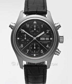 IWC | Fliegeruhr Doppelchronograph Klassik | Ref. 3713 - 2