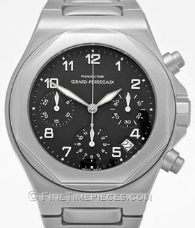 GIRARD PERREGAUX | Laureato Olimpico Chronograph | Ref. 80170M1.11.6156
