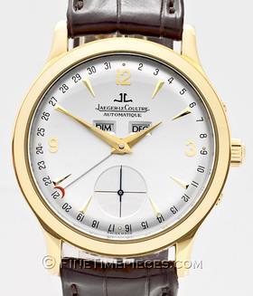 JAEGER-LeCOULTRE | Master Date 18 Kt. Gelbgold | Ref. 140.872B