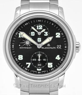 BLANCPAIN | Time Zone | Ref. 0 2160 00 11 30 MA 071A