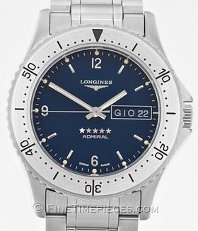 LONGINES   Admiral Automatic   Ref. L3.600.4