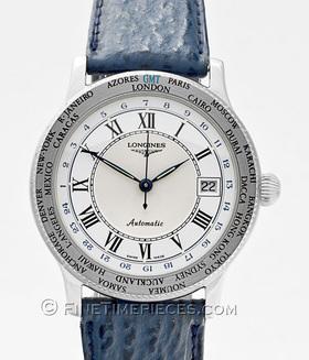 LONGINES | Lindbergh GMT Automatic | Ref. L2.611.4.21.2