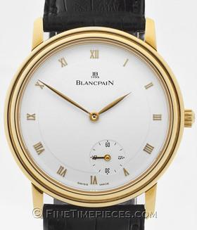 BLANCPAIN | Villeret Automatic Gelbgold | Ref. 0072 - 1418 - 55