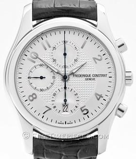 FREDERIQUE CONSTANT | *Runabout* Chronograph Limited Edition | Ref. F392031