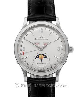 JAEGER-LeCOULTRE | Master Control Moon *1000 Hours* Stahl | Ref. 140.8.98