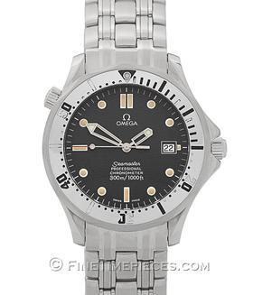 OMEGA | Seamaster Professional Diver - Service 04/2012 | Ref. 25318000