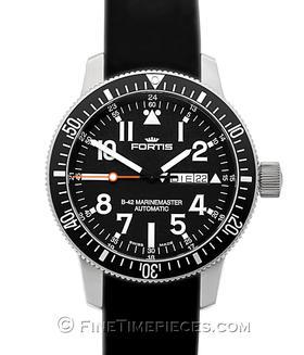 FORTIS | B-42  MarineMaster Day Date | Ref. 647 . 10 . 41 K