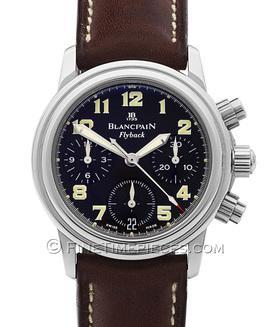 BLANCPAIN | Leman Fly-Back Damen-Chronograph | Ref. C2385F-113063