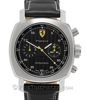 OFFICINE PANERAI | Ferrari 45 Scuderia Chronograph FlyBack Limited | Ref. FER 14
