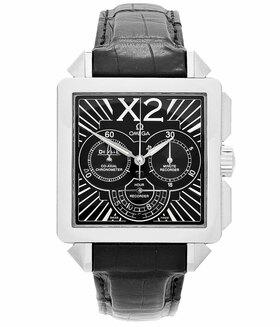 OMEGA | De Ville X2 Co-Axial Chronograph | Ref. 42313375001001