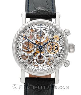CHRONOSWISS | Opus Chronograph Stahl | Ref. CH7523S