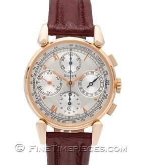 CHRONOSWISS | Klassik Chronograph Rotgold / Roségold | Ref. CH7441R / CH7401R