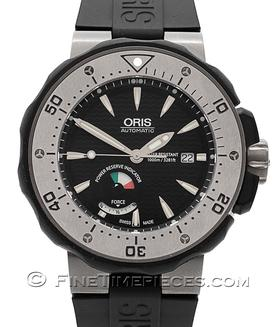 ORIS | Titan Pro Divers Col Moschin Limited Edition | Ref. 0166776457284-Set