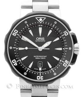 ORIS   Pro Diver Titan   Ref. 0173376467154-0782671PEB
