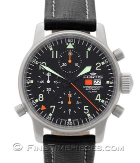 FORTIS | Flieger Chronograph Alarm | Ref. 599.10.11L
