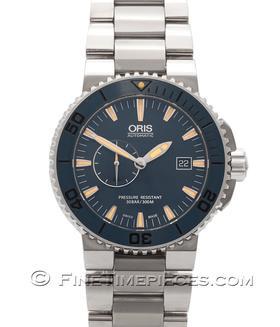 ORIS | Divers Titan Maldives Limited Edition | Ref. 0164376547185-Set MB
