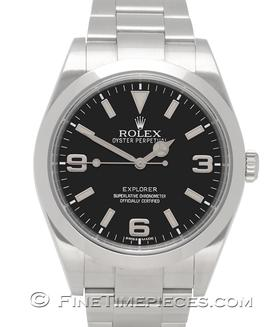 ROLEX | Explorer I neues Modell 39 mm LC 200 | Ref. 214270
