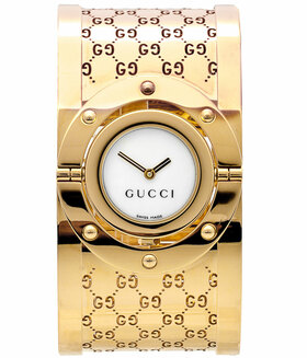 GUCCI | Twirl Watch Gelbgold Lady | Ref. YA112412